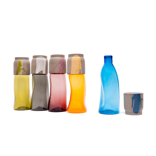 Carafe et gobelet espace verre for Espace verre