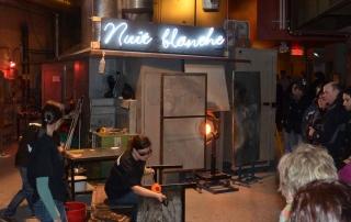 La Nuit blanche 2015, Photo de Espace VERRE